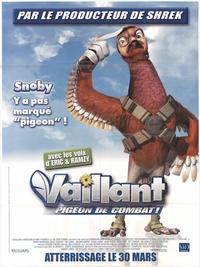 Valiant - 30 x 40 Movie Poster - French Style G