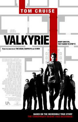 Valkyrie - 27 x 40 Movie Poster - Style B