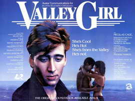Valley Girl - 11 x 17 Movie Poster - Style A