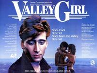 Valley Girl - 11 x 17 Movie Poster - Style A - Museum Wrapped Canvas