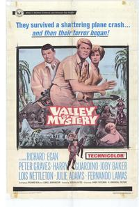 Valley of Mystery - 11 x 17 Movie Poster - Style A