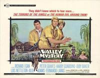 Valley of Mystery - 11 x 14 Movie Poster - Style A
