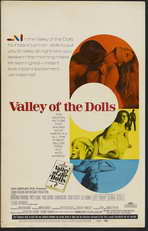 Valley of the Dolls - 11 x 17 Movie Poster - Style C