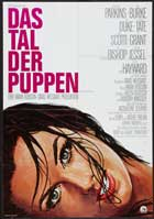 Valley of the Dolls - 27 x 40 Movie Poster - German Style A