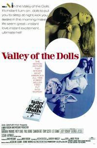 Valley of the Dolls - 11 x 17 Movie Poster - Style A