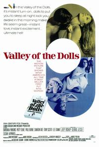 Valley of the Dolls - 27 x 40 Movie Poster - Style A