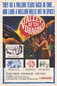 Valley of the Dragons - 11 x 17 Movie Poster - Style A