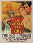 Valley of the Kings - 11 x 17 Movie Poster - French Style A