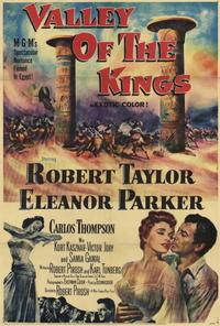 Valley of the Kings - 27 x 40 Movie Poster - Style A