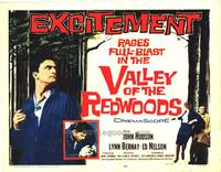 Valley of the Redwoods - 22 x 28 Movie Poster - Half Sheet Style A