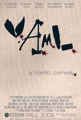 VAmL - 11 x 17 Movie Poster - Style B
