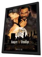 Vampire in Brooklyn - 11 x 17 Movie Poster - Style A - in Deluxe Wood Frame