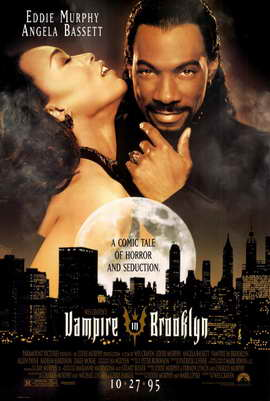 Vampire in Brooklyn - 11 x 17 Movie Poster - Style A