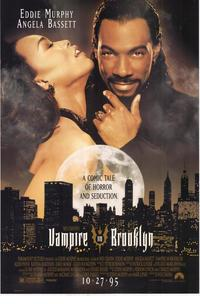 Vampire in Brooklyn - 27 x 40 Movie Poster - Style A
