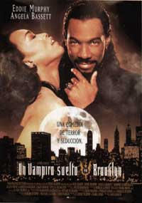 Vampire in Brooklyn - 11 x 17 Movie Poster - Spanish Style A