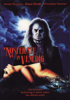 Vampire in Venice - 11 x 17 Movie Poster - German Style A