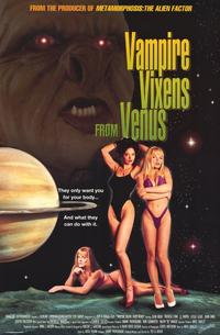Vampire Vixens from Venus - 11 x 17 Movie Poster - Style A
