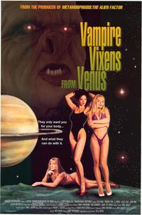 Vampire Vixens from Venus - 27 x 40 Movie Poster - Style A