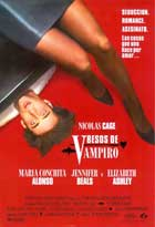Vampire's Kiss - 27 x 40 Movie Poster - Spanish Style A