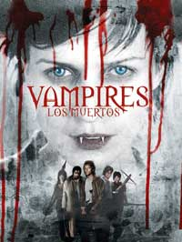 Vampires: Los Muertos - 27 x 40 Movie Poster - Australian Style A
