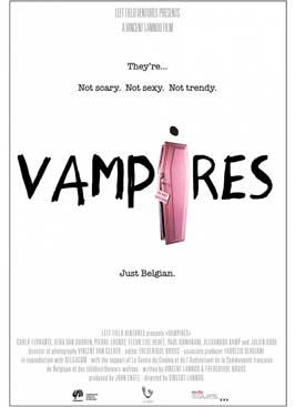 Vampires - 11 x 17 Movie Poster - Style B