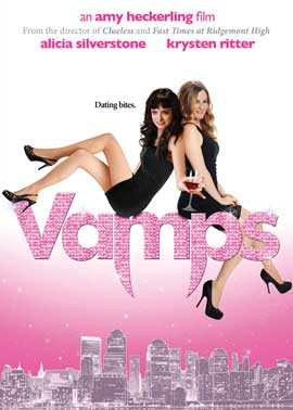 Vamps - 11 x 17 Movie Poster - Style A