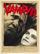 Vampyr - 11 x 17 Movie Poster - Style A