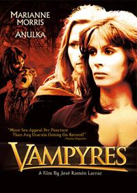 Vampyres - 11 x 17 Movie Poster - Style C
