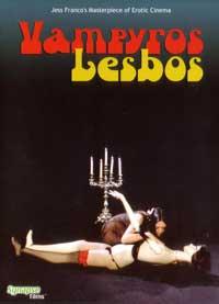 Vampyros Lesbos - 11 x 17 Movie Poster - Style B