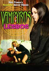 Vampyros Lesbos - 11 x 17 Movie Poster - Style C