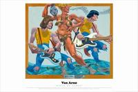 Van Arno - 24 x 36 - Birth of Venus