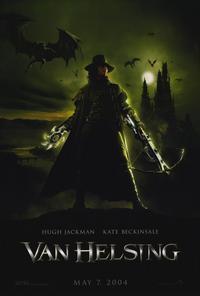 Van Helsing - 11 x 17 Movie Poster - Style F