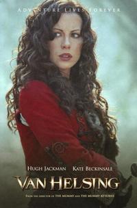 Van Helsing - 11 x 17 Movie Poster - Style L