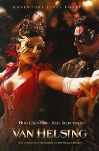 Van Helsing - 11 x 17 Movie Poster - Style M