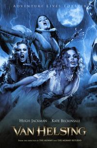 Van Helsing - 11 x 17 Movie Poster - Style N