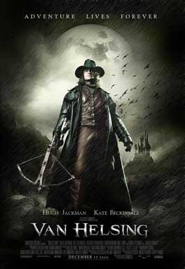 Van Helsing - 11 x 17 Movie Poster - Style I