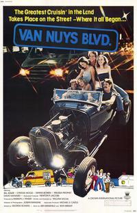 Van Nuys Blvd. - 11 x 17 Movie Poster - Style B