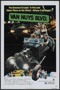 Van Nuys Blvd. - 27 x 40 Movie Poster - Style B
