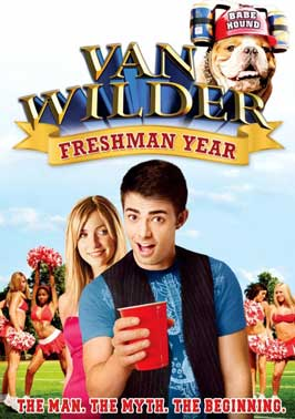 Van Wilder: Freshman Year - 11 x 17 Movie Poster - Style B