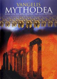 Vangelis: Mythodea - Music for the NASA Mission, 2001 Mars Odyssey - 11 x 17 Movie Poster - Style A