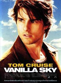Image result for vanilla sky movie poster