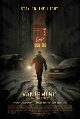 Vanishing on 7th Street - 11 x 17 Movie Poster - Style A