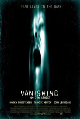 Vanishing on 7th Street - 11 x 17 Movie Poster - Style B