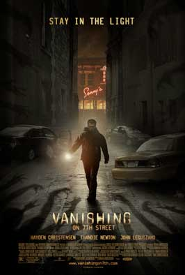 Vanishing on 7th Street - 27 x 40 Movie Poster - Style B