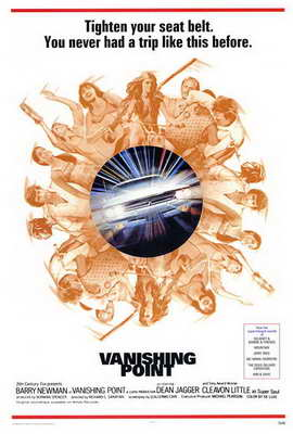 Vanishing Point - 27 x 40 Movie Poster - Style A