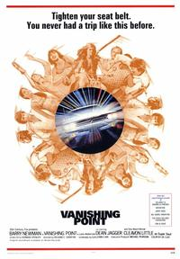 Vanishing Point - 43 x 62 Movie Poster - Bus Shelter Style A