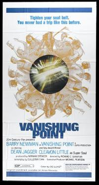 Vanishing Point - 27 x 40 Movie Poster - Style B