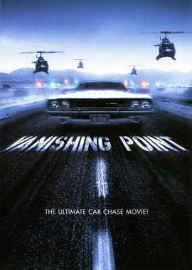 Vanishing Point - 11 x 17 Movie Poster - Style C