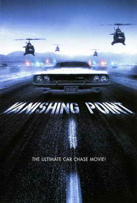 Vanishing Point - 27 x 40 Movie Poster