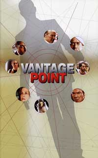 Vantage Point - 11 x 17 Movie Poster - Style C